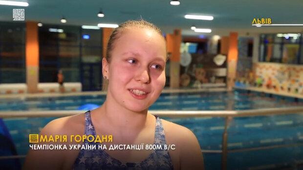 Львів'янка увійшла в топ найсильніших плавців України, Галич-інфо