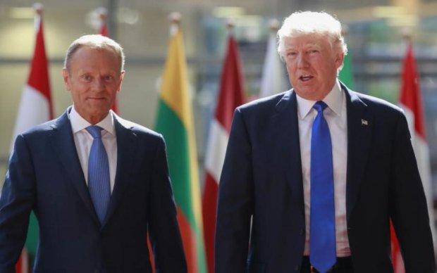 Трамп і Туск узгодили позицію щодо України