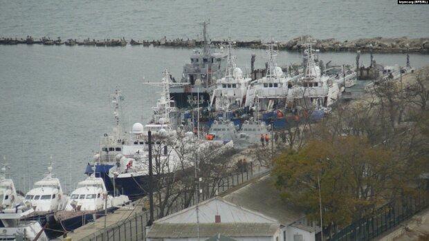 Захваченные РФ судна вернулись в Одессу, фото: Думская