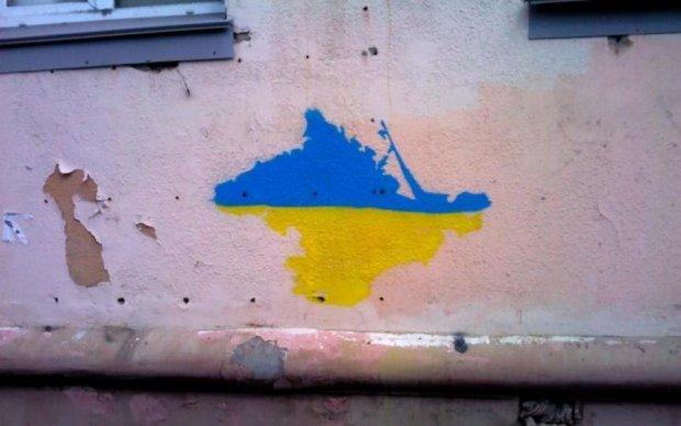 Крымский школьник показал любовь к Украине на празднике оккупантов