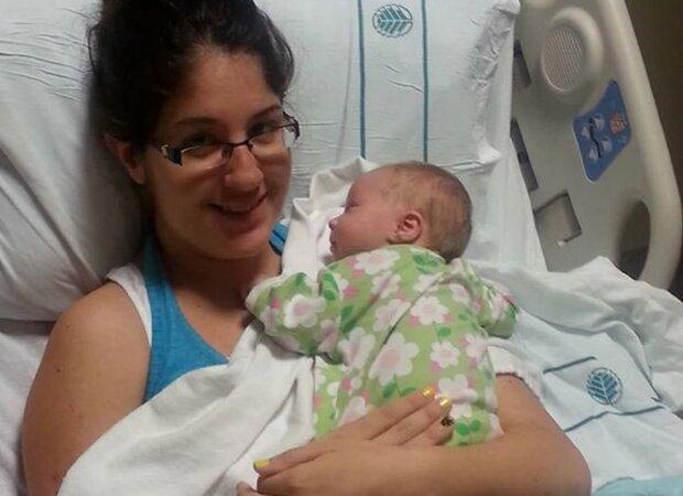 """Новонароджена принцеса вивела матір з коми, від побаченого ридала вся лікарня: """"Сила любові"""""""