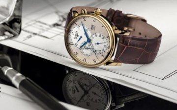Механічні чоловічі годинники — час під контролем  2e5a2ec7d8afc