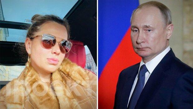 """Внебрачная дочь Путина: """"феноменально похожая"""" девочка носит его отчество и ни в чем себе не отказывает"""