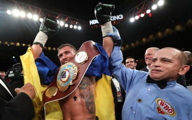 Ломаченко потрапив на обкладинку авторитетного журналу про бокс