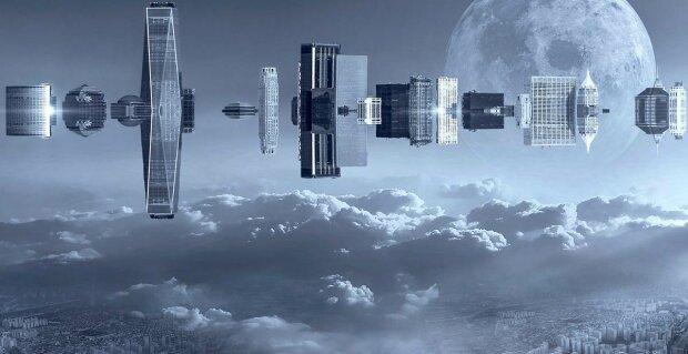 Маск чи НЛО? Космонавт з МКС зняв на відео 5 невідомих об'єктів в небі над Антарктидою
