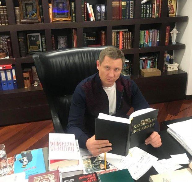 Шахов привітав Україну з Різдвом Христовим і побажав те, чого не вистачає всім