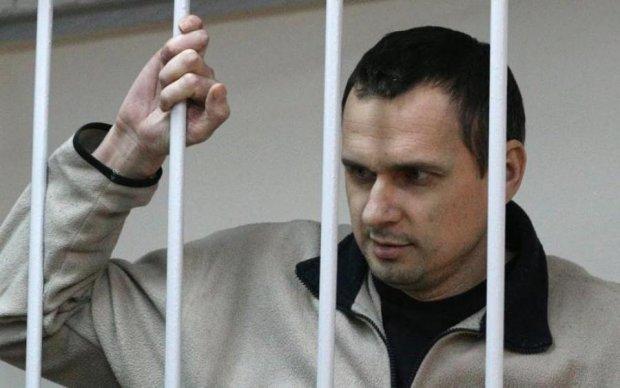 Лечебная голодовка: Россия сотрясла мир циничным заявлением о Сенцове