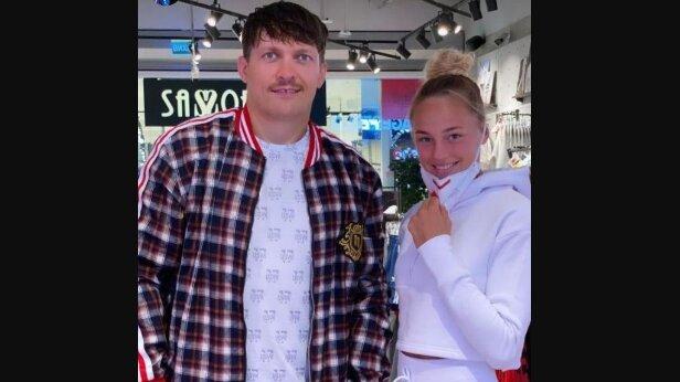 Доля звела: чемпіони Дар'я Білодід та Олександр Усик зустрілися в несподіваному місці