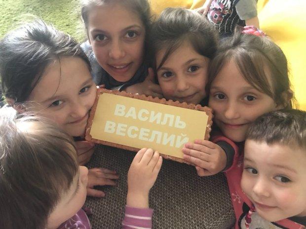 """Василий Веселый присоединился к инициативе """"Город Добра"""""""