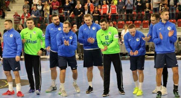 Сборная Украины по гандболу, фото handball.net.ua