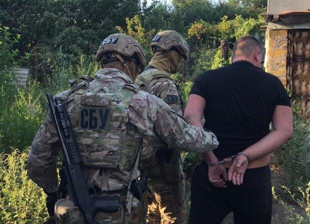 """затримання банди """"Лоту Гулі"""", фото СБУ"""