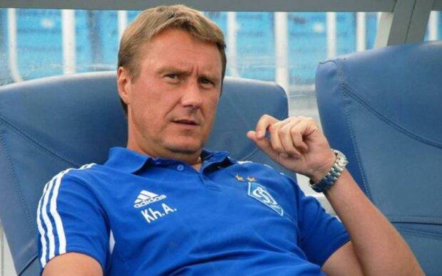 Тренер Динамо розкритикував гру своїх підопічних