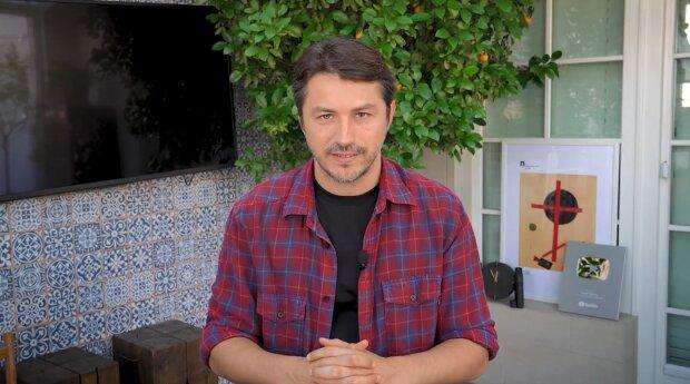 Сергій Притула, скріншот із відео