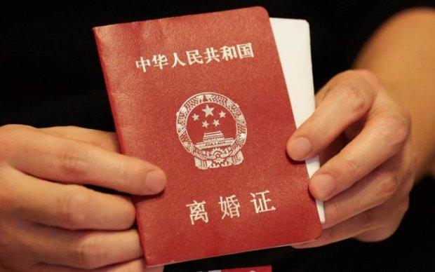 Китайці скасували паспорта