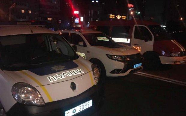 Смертоносний вибух в Києві: з'явилися перші кадри