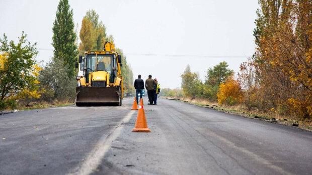 ремонт доріг, фото: Шипшина