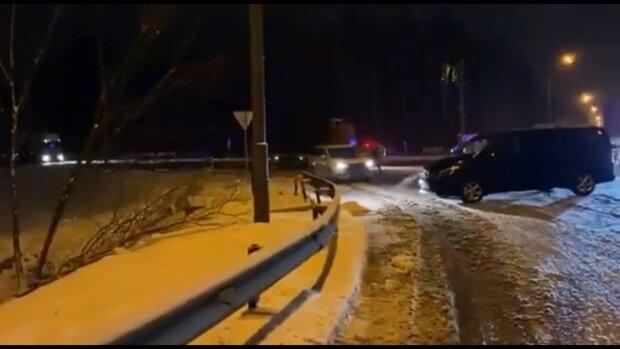 Место происшествия / скриншот из видео