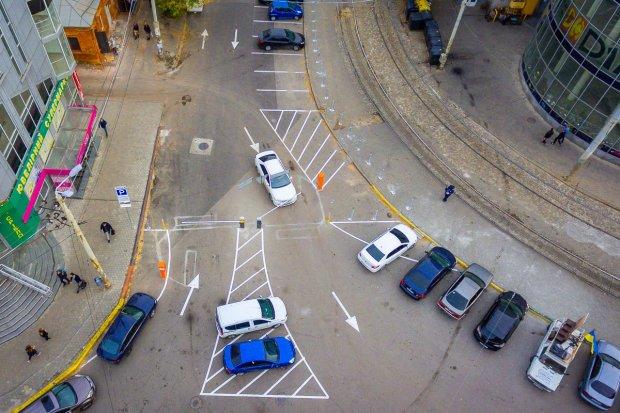 У Києві накрили нахабну паркувальну мафію: подробиці