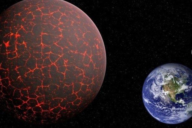 Планета Х - смертельный спутник Земли: инопланетяне воруют ископаемые