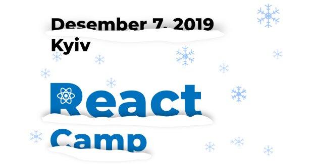 React Camp 2019