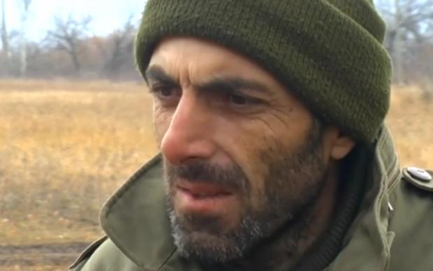 """Грузинський герой загинув в АТО, віддаючи """"борг Україні"""": відео"""