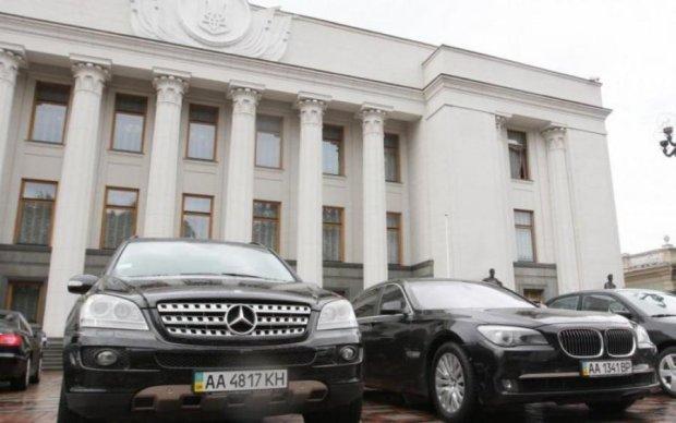 Банкова готує сюрприз: до Ради завітали несподівані гості