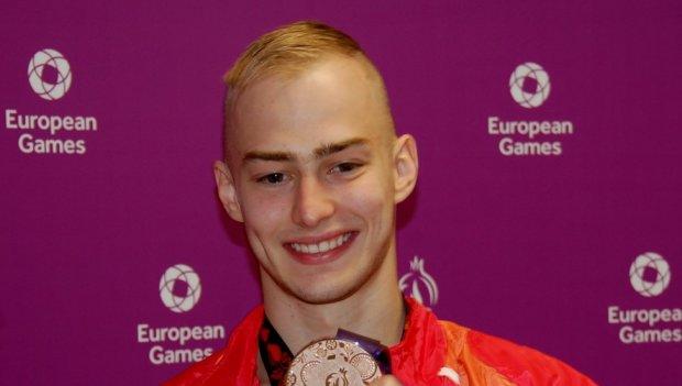 Украинец Пахнюк установил рекорд на чемпионате Европы по многоборью