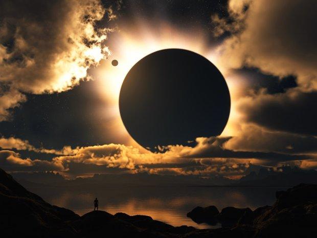 На Землю зійде рідкісне сонячне затемнення: головне не пропустити, 5 хвилин повного мороку
