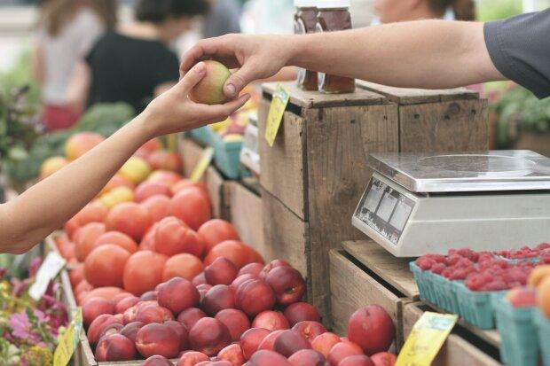 продуктовый рынок, фото Pxhere