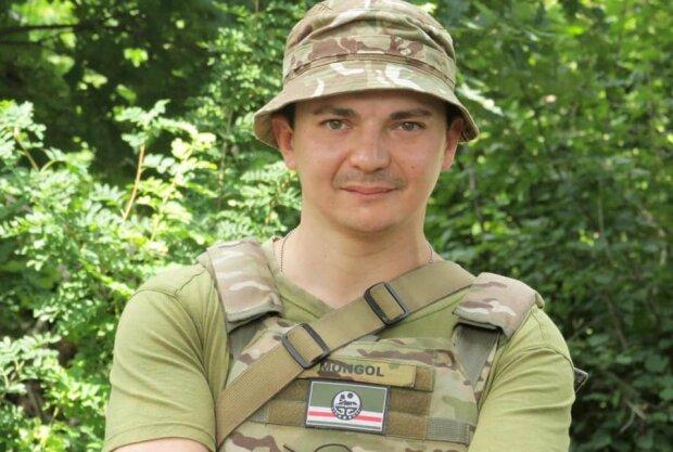 Военный Ренат, фото: Facebook