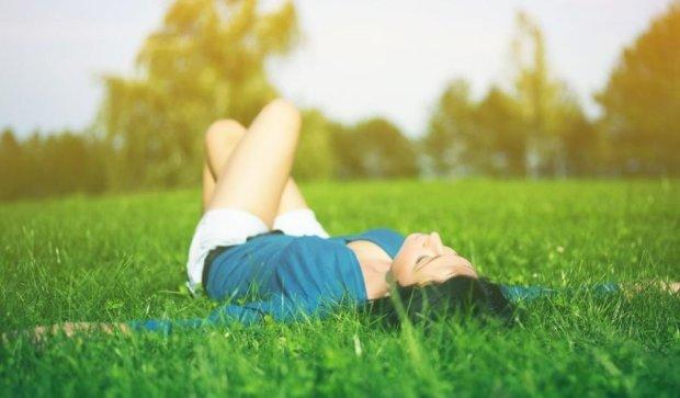 Відпочинок на природі рятує від депресії