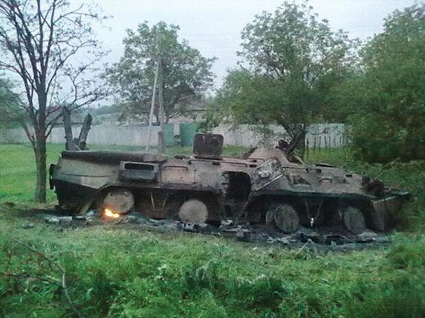 Бой на дамбе под Славянском, фото: slavinfo