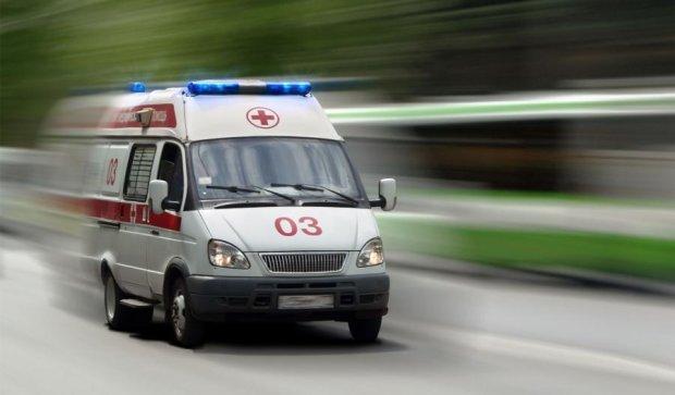 Харківські лікарі швидкої потрапили в полон до пацієнта