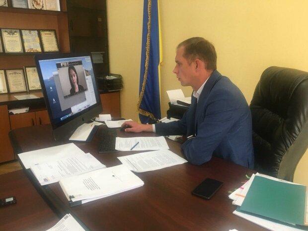 Андрей Малеваный, глава Госэкоинспекции \ фото из Facebook