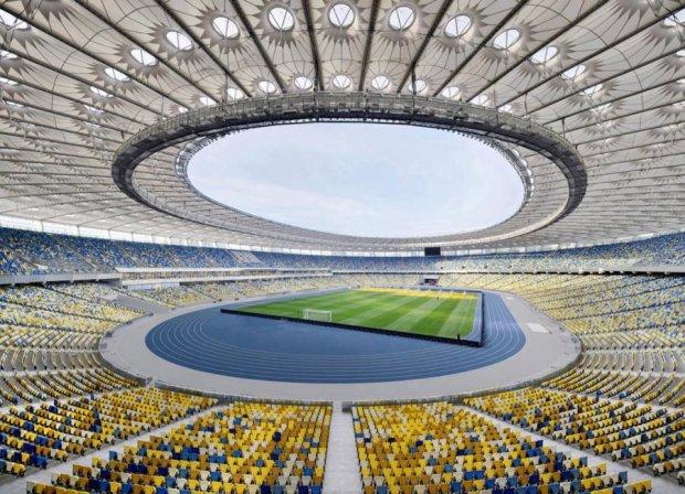 Лига чемпионов: главный стадион страны преобразили до неузнаваемости