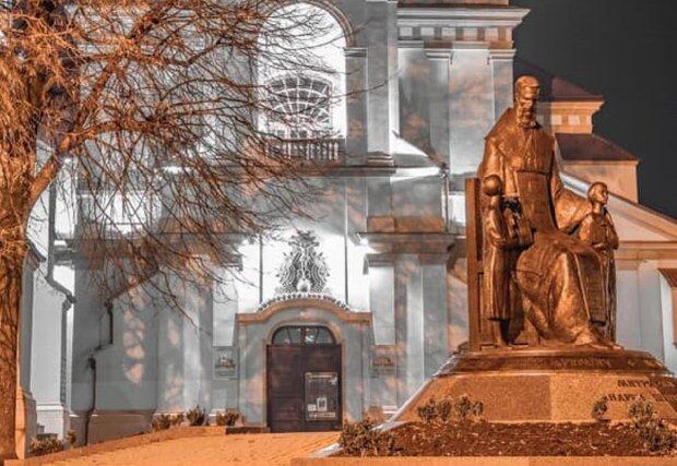 Ивано-Франковск, фото: Facebook Руслан Веселый
