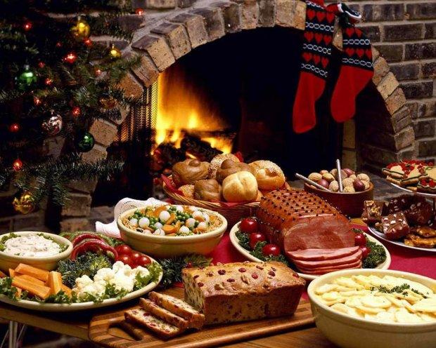 Новогодние приметы к праздничному столу