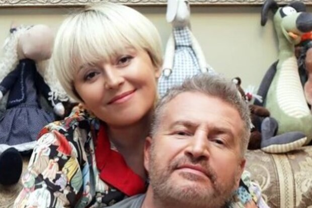 Анжелика Варум и Леонид Агутин, фото: instagram.com/avarum