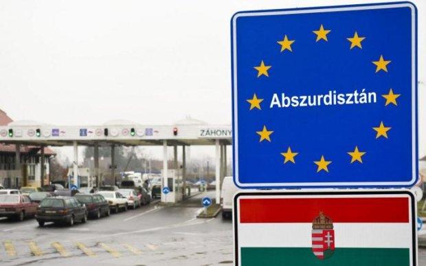 Новые правила выезда из Украины спровоцировали огромные пробки