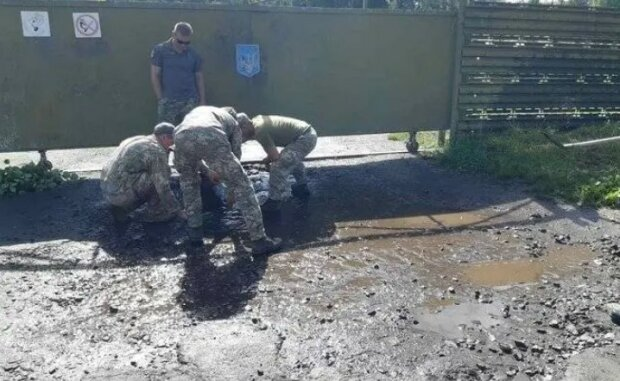 Солдаты в Луцке, фото: 24 канал