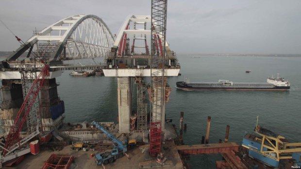 Крымский мост мог взлететь на воздух за секунду: что спасло оккупантов