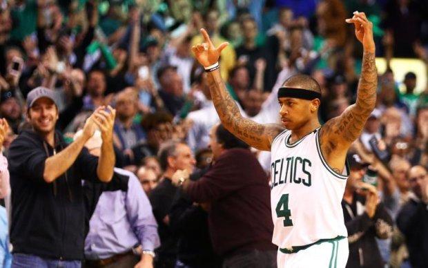 НБА: Неймовірний кидок Томаса в падінні - найкращий момент ігрового дня