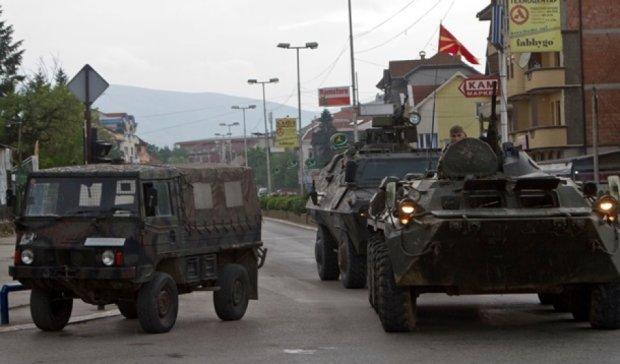 В Македонії терористи вбили п'ятьох поліцейських