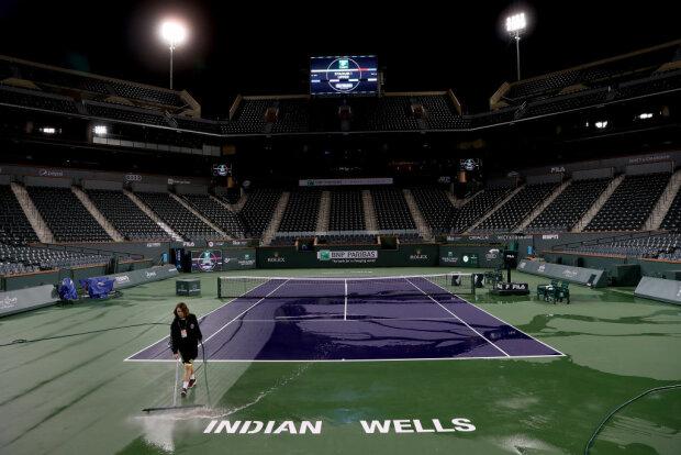 Турнір в Індіан-Уеллсі скасовано, Getty Images