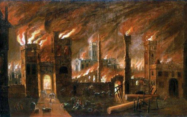 Великий лондонский пожар: как катастрофа помогла модернизировать город