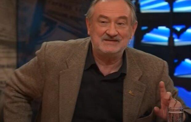 Богдан Ступка, скриншот из видео