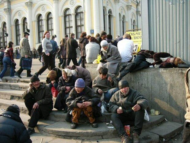Киев - город бездомных: как выжить в столице без крыши над головой и дырой в кармане
