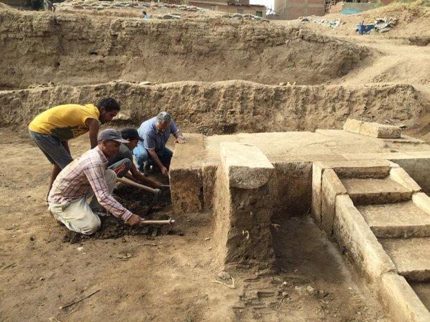 Пили, ели, отмечали: археологи нашли одно из главных мест древнего египетского фараона