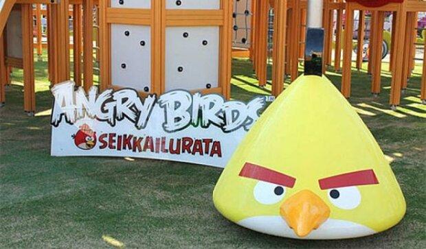 Финны открыли парк развлечений Angry Birds Land (фото)