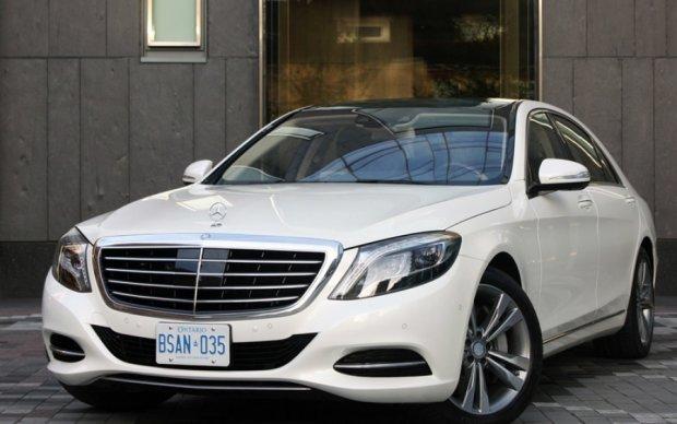 """Фото нового Mercedes-Benz S-Class """"слили"""" в сеть"""